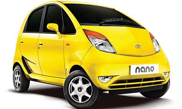 跟不上时代 全球最廉价汽车塔塔Nano终没落
