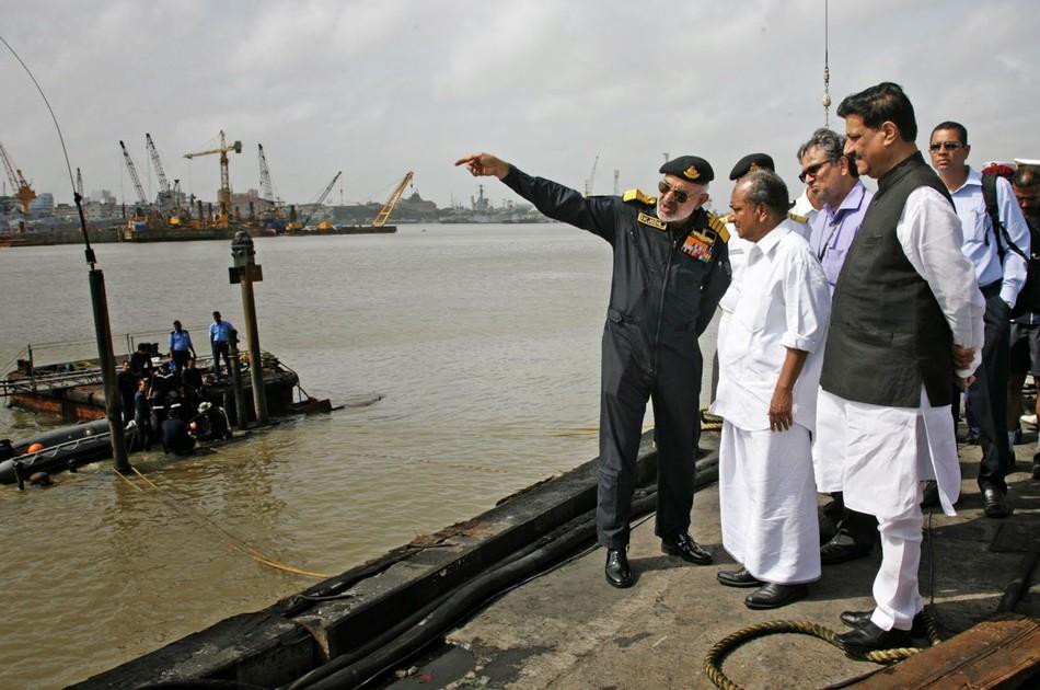 """台湾自造潜艇请来印度帮忙 能提供""""特殊经验"""""""