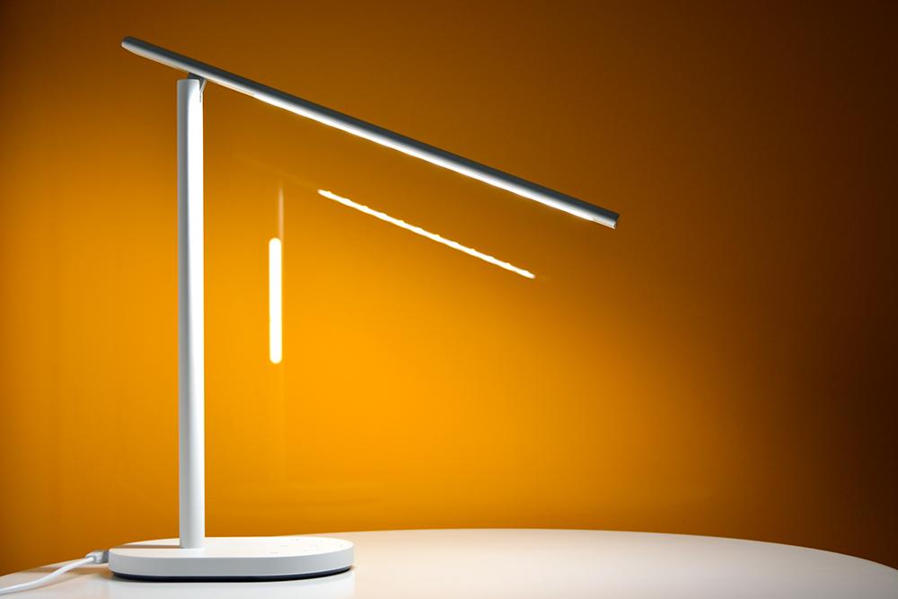 欧普智清智能台灯体验:照进华为HiLink的光
