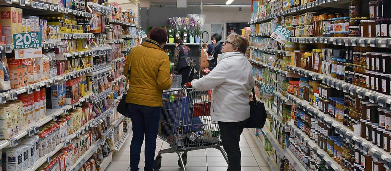 迎合网络时代需求 法国超市推出邻居代购服务