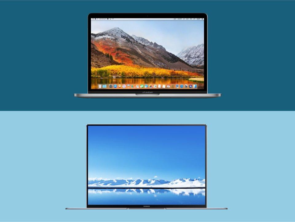 外媒:对比测评华为笔记本和苹果笔记本电脑谁更优秀