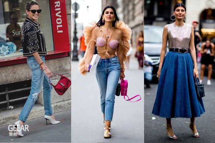 太浮夸的上衣不敢穿出门?巴黎高定时装周外的潮人教你怎么搭!