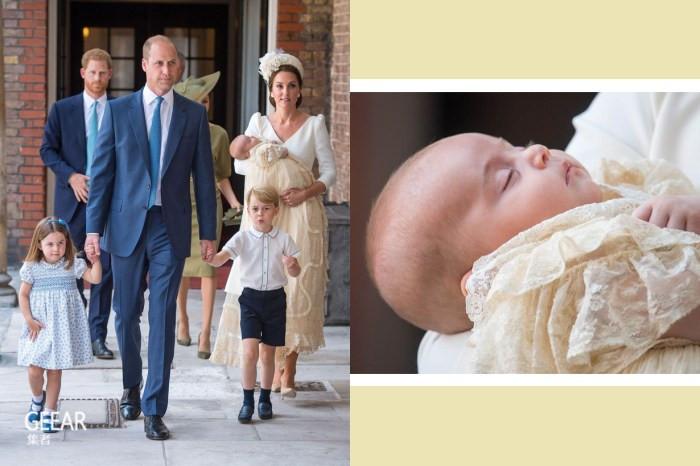 关于路易斯小王子受洗礼的一切,这里是最详细的整合!