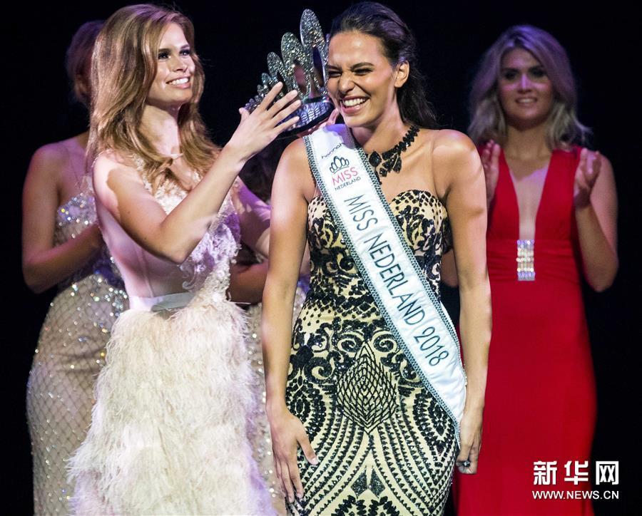 2018荷兰小姐选美大赛