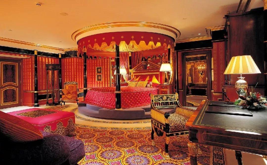 盘点明星名流最爱的浪漫酒店