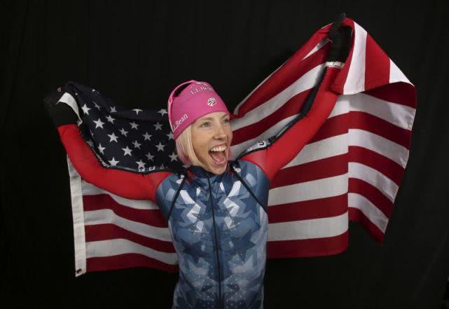 美国冬奥冠军身患乳腺癌 曾在平昌令比约根饮恨