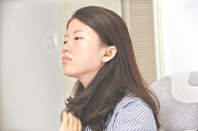 【中国梦·践行者】失聪女孩自强自立 逐梦清华用眼睛读懂人生