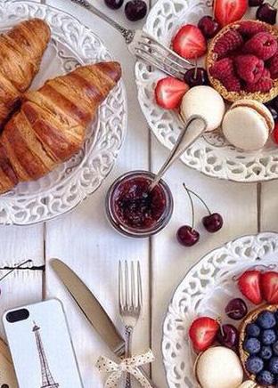 早餐 5分钟也能吃出仪式感
