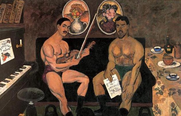 俄罗斯现代艺术竟然这么辉煌