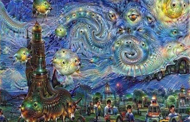 人工智能VS艺术 谁才是未来