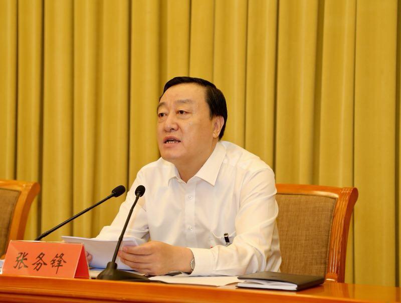 全国粮食和物资储备局长座谈会在京召开