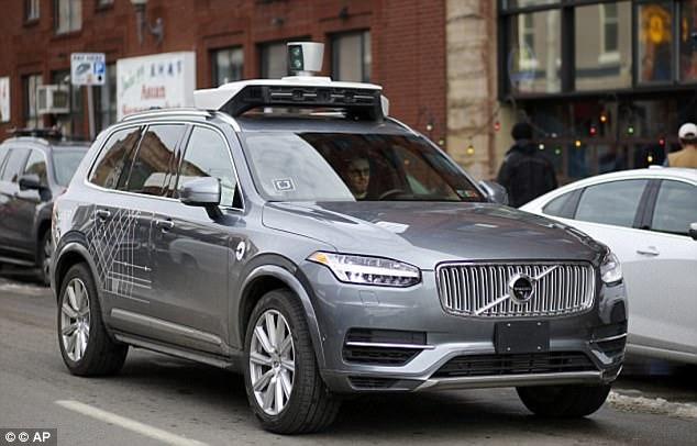 优步在匹兹堡解雇100名自动驾驶车测试员