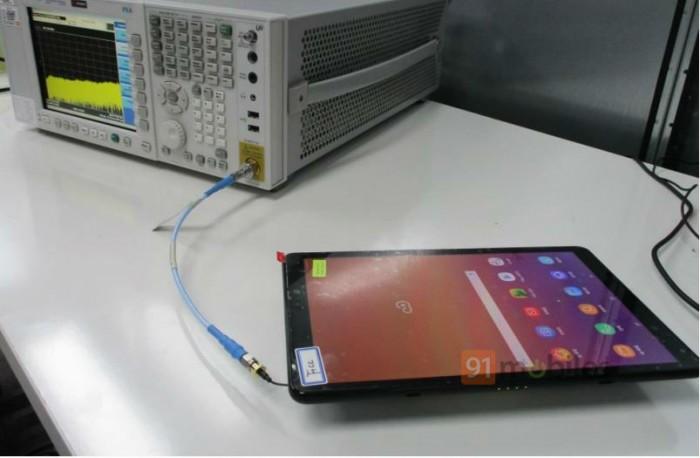 Galaxy Tab A2 10.5更多谍照:或无指纹解锁功能