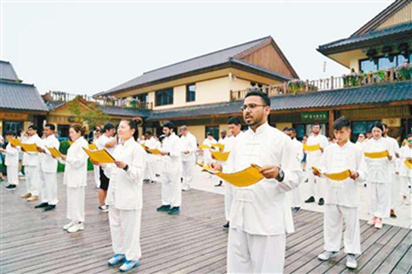 加媒:国际留学生正被中国吸引