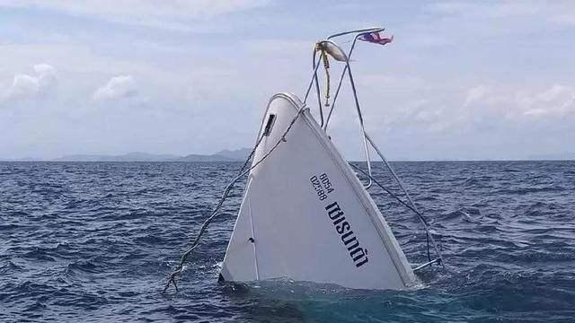 受沉船事故影响,中国游客取消7300间普吉岛酒店客房预订