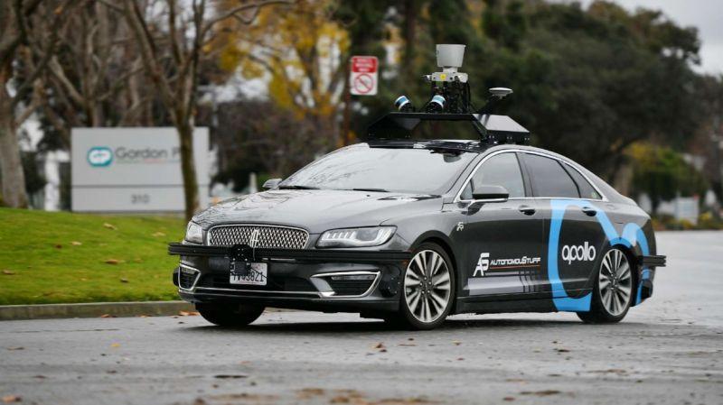 百度与英特尔加强合作:打造更安全自动驾驶系统