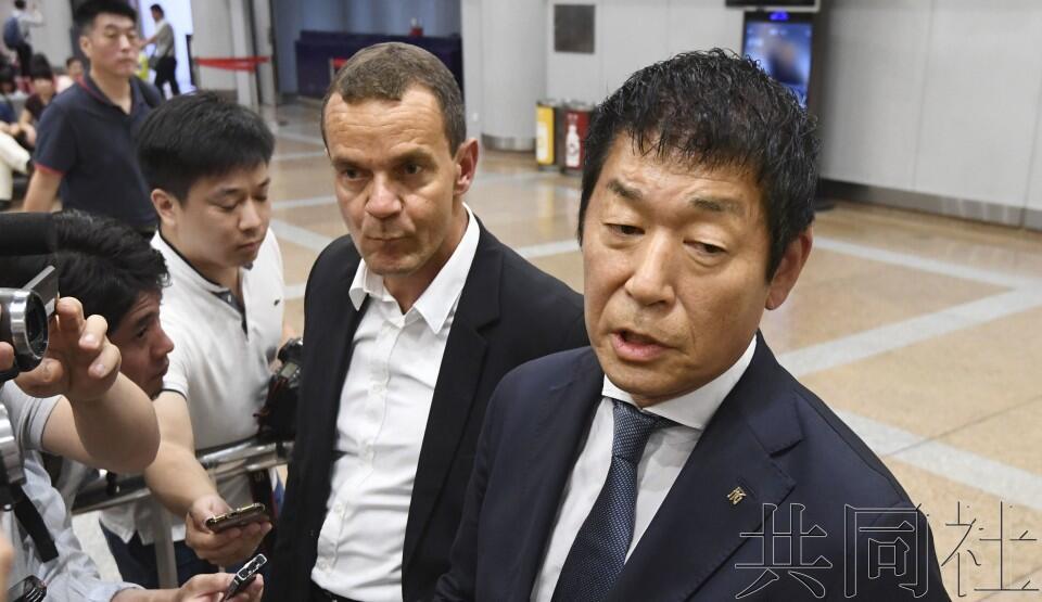 国际体联主席:朝鲜欲赴日本参加艺术体操国际赛事