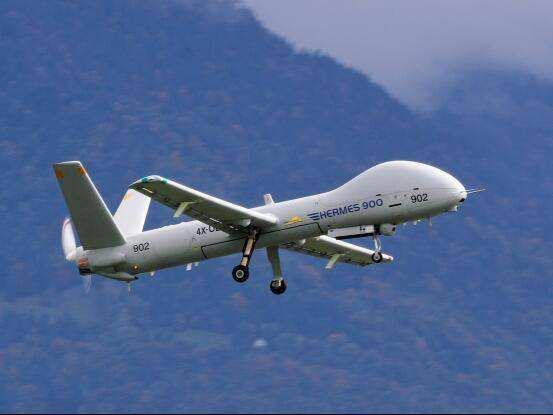 以色列研发新型无人机 可与民用客机共用空域