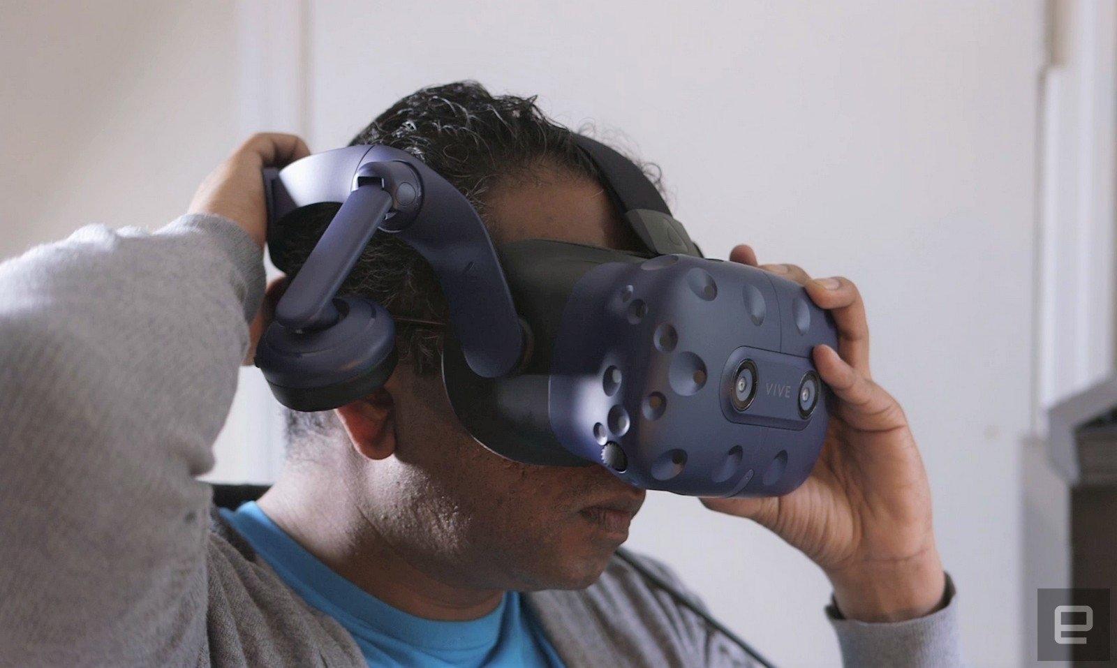 HTC秘密研发跨空间VR技术?专家:仅是前瞻性探索