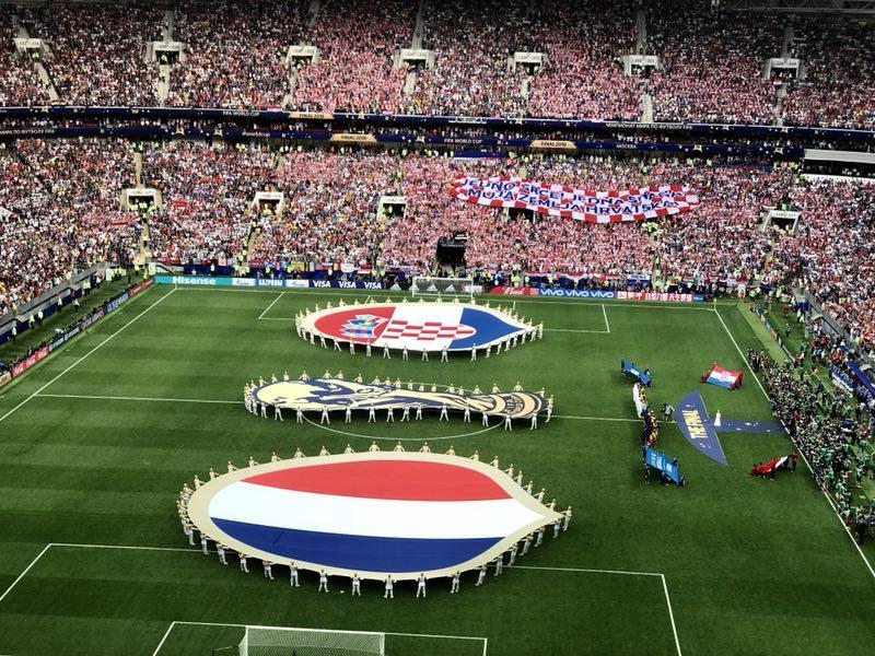 世界杯落幕:精彩与遗憾是世界杯的馈赠