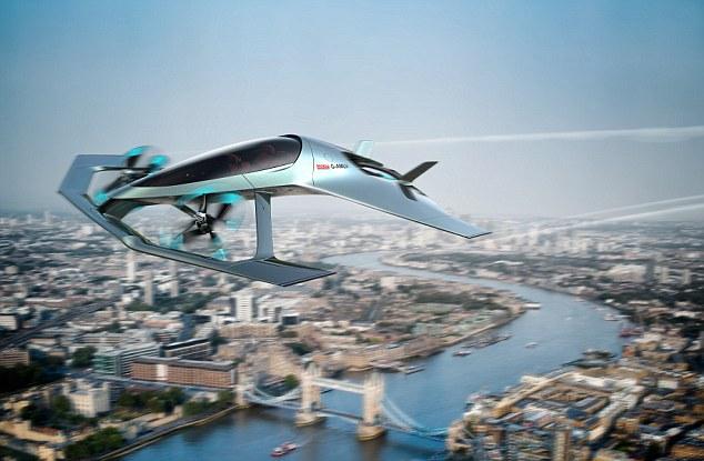 阿斯顿·马丁研发三座微型飞机 价值500万英镑