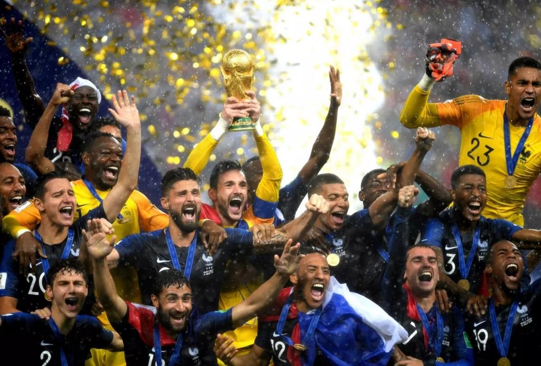 "《FIFA 18》成功预测法国队夺冠成最新""预测帝"""
