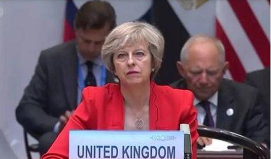 仅有25%,民调显示:英国首相特雷莎·梅支持率跌至新低