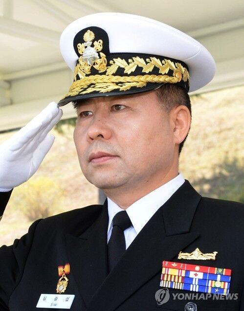 韩国国防部提名海军参谋长 有望在国防改革方面发挥主导作用