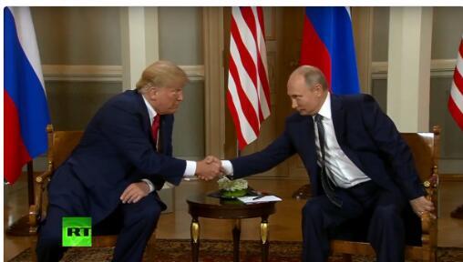 特朗普:此次会晤将讨论很多话题,从贸易到军事再到中国