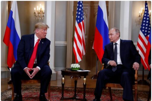 特朗普:美俄拥有90%核武器,这不是什么好事