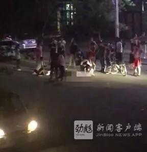 黑龙江伊春一奥迪车撞死行人后司机逃逸,车主为民警
