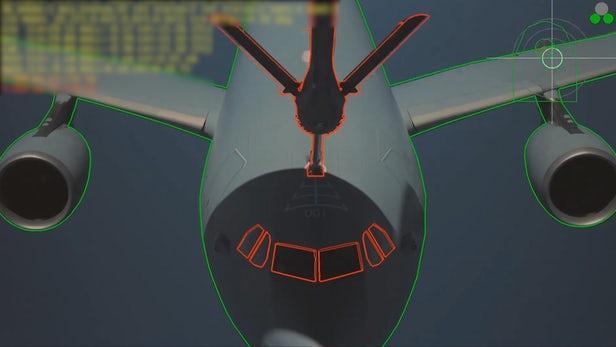 空中客车首次实现大型飞机自动空中加油