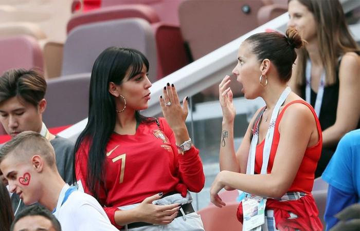 世界杯太太团前来助阵,看看球星背后的女人珠宝品位