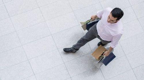 男性网络消费力首超女性,23%男性网上月消费超5千