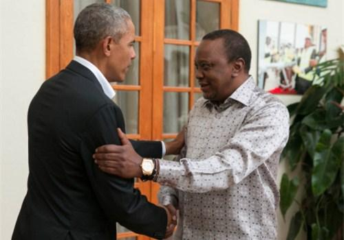 奥巴马卸任后首次重返肯尼亚 这次是去干嘛呢?