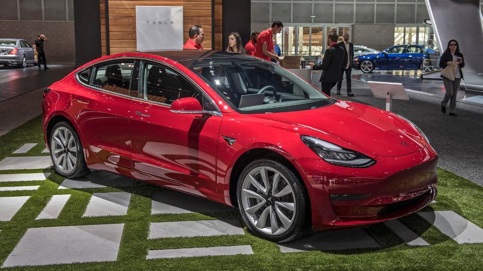 特斯拉缩短Model 3交货期 最快一个月就能够提车