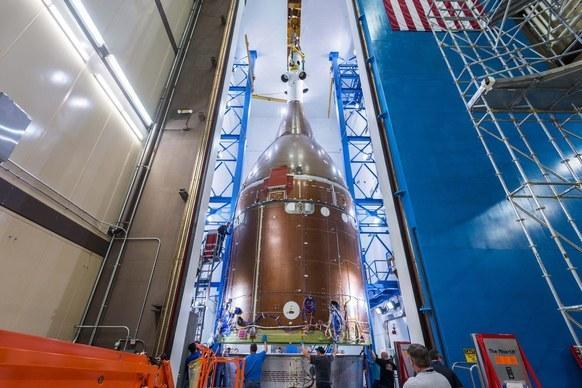 猎户座飞船太贵怕测试损坏 NASA复制了一个