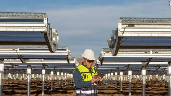 苹果在华推清洁能源基金 有人希望中国科技巨头效仿