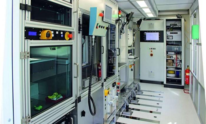 3D打印技术使移动工厂成为现实