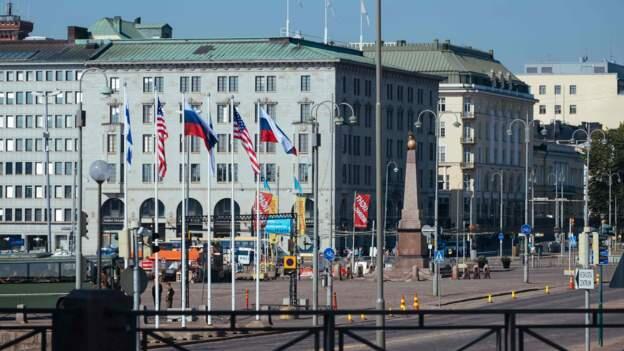 """此次""""普特会""""选在芬兰,原来是因为......"""