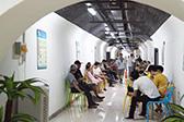 南京开放防空洞供市民纳凉 提供无线网络免费茶水