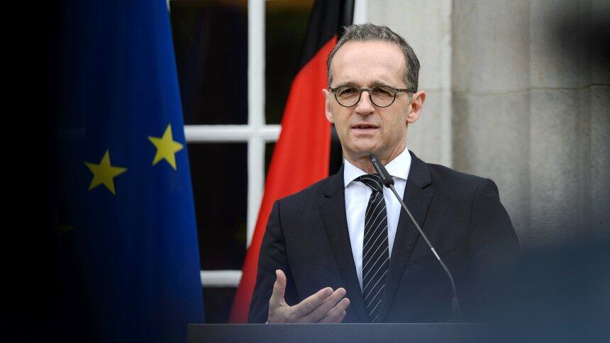德外长:欧盟不能再毫无限制地信赖白宫了