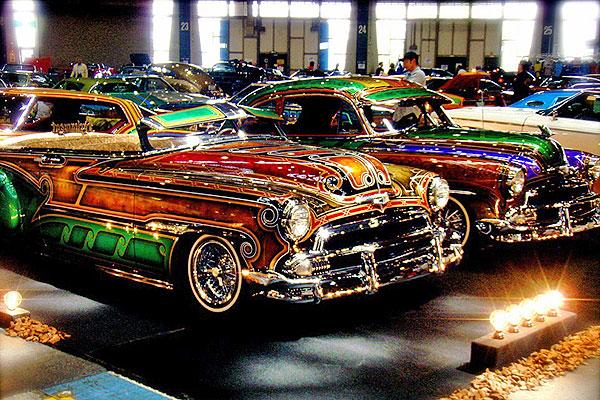 美汽车爱好者探访美国汽车文化如何影响他国