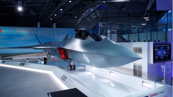 英国公布新型战机研制计划 拟2035年前实战部署