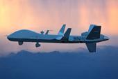 美国无人机横跨大西洋
