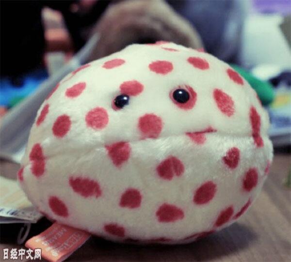 """爱上""""细菌之美"""" 日本人开始热衷于细胞和微生物话题"""
