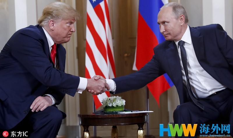 因见普京惹国内痛骂 特朗普:为和平甘冒政治风险