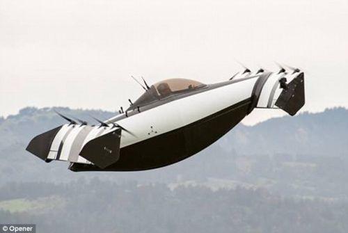 硅谷初创公司Opener曝光BlackFly飞行汽车原型 价格与SUV相当