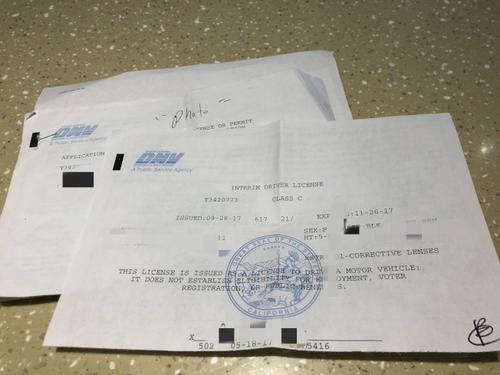 频跑车管局更新驾照 中国留学生在美驾照限时更新