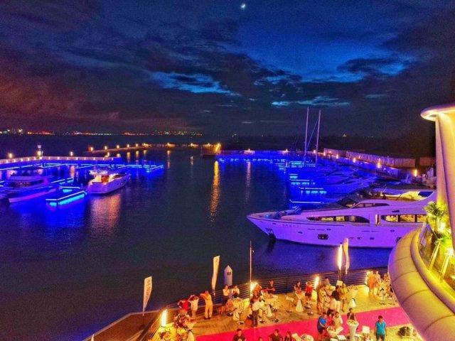 海口华彩 · 杰鹏游艇会开业 打造游艇消费旅游目的地
